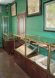 Купить Мебель специализированная для музеев