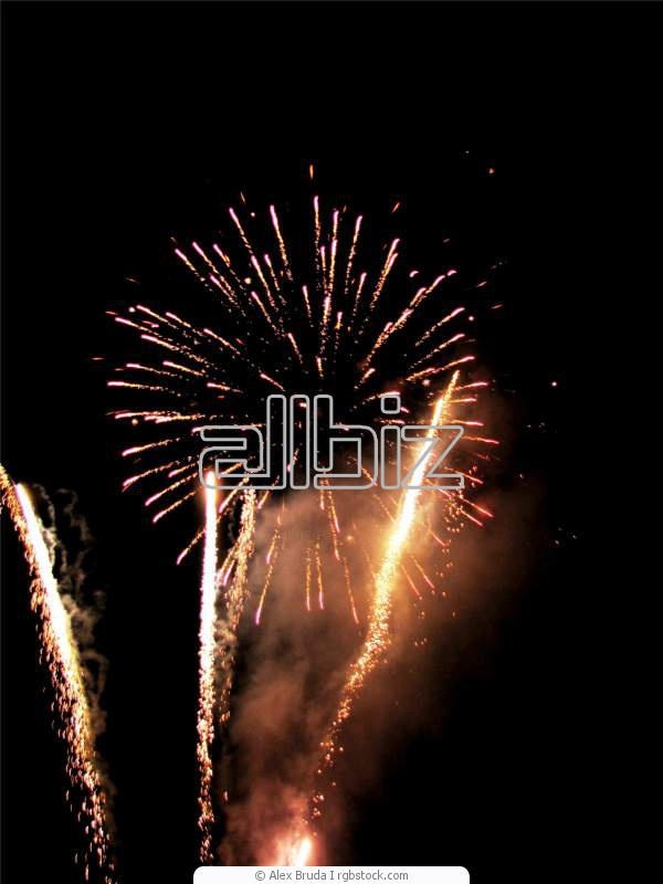 Wholesale and retail sale of fireworks buy in Baku