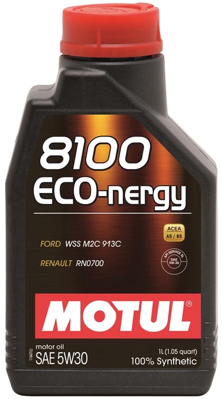 Купить Моторное масло MOTUL 8100 ECO-NERGY 5W-30