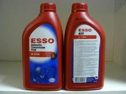 Масло трансмиссионное Esso Gear Oil