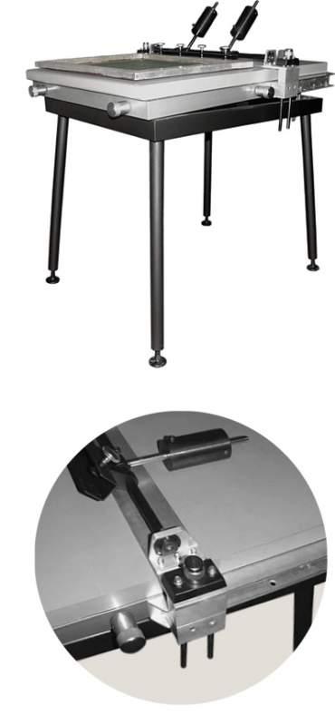 Купить Плоскопечатные станки для трафаретной печати
