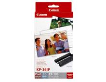 Купить Набор Canon KP-36IP INK/PAPER SET для фотопринтера