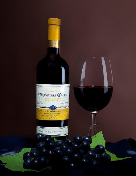 Купить Ширванская долина (Вино столовое красное сухое)