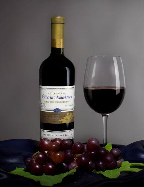 Каберне Совиньон (Вино красное десертное)