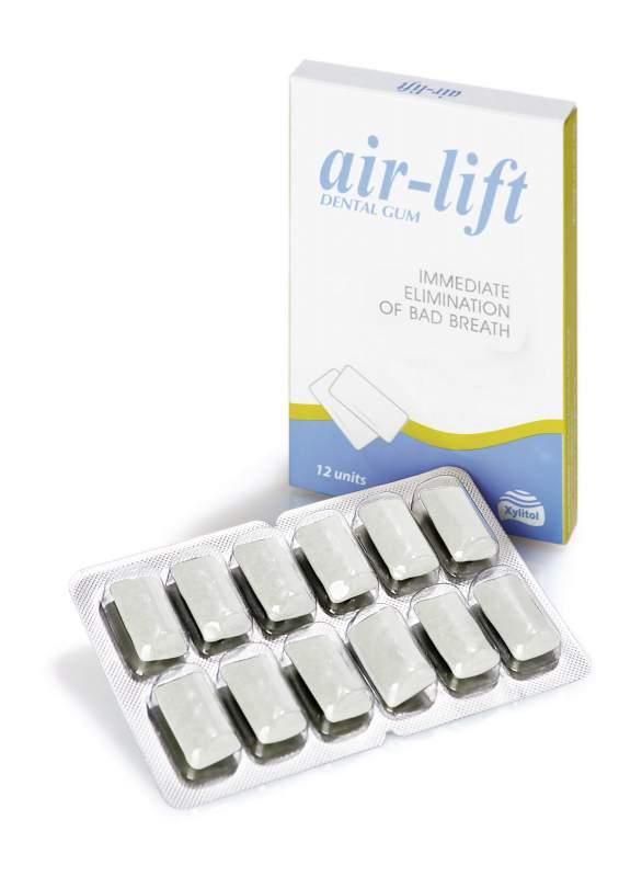 Купить Chewing Gum Air-lift (12 pcs)