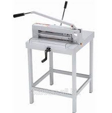 Buy Manual cutting torch guillotine of BW 420 in Azerbaijan