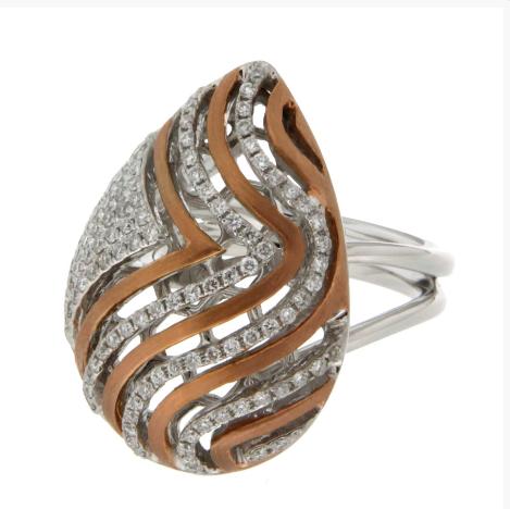 Купить Кольцо с бриллиантами