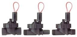Клапаны электромагнитные - (PGV Jar-Top)