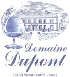 Купить Кальвадос и сидр от Damaine Dupond (Франция)