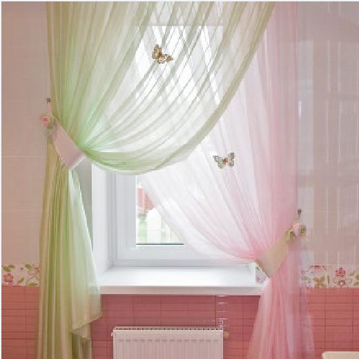 Декор шторы своими руками фото