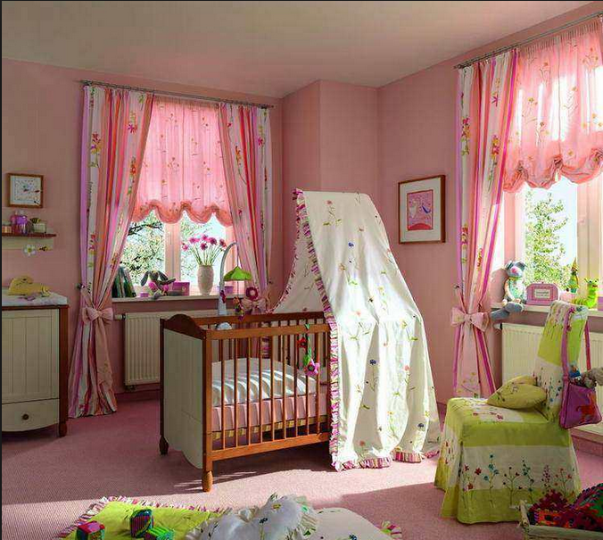 Buy Curtains for the nursery