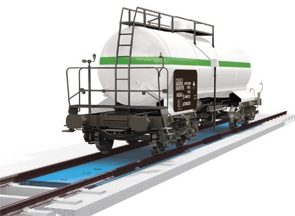 CAS Azerbaijan Demiryol terezisi