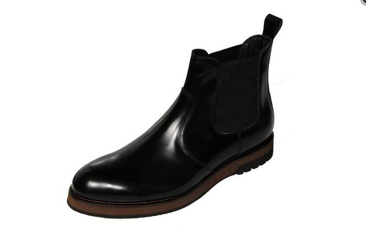 Купить Ботинки зимние мужские M14K 05558, Мужская зимняя обувь осень-зима 2013-2014