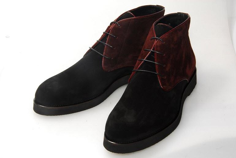 Купить Ботинки зимние мужские, Обувь зимняя,