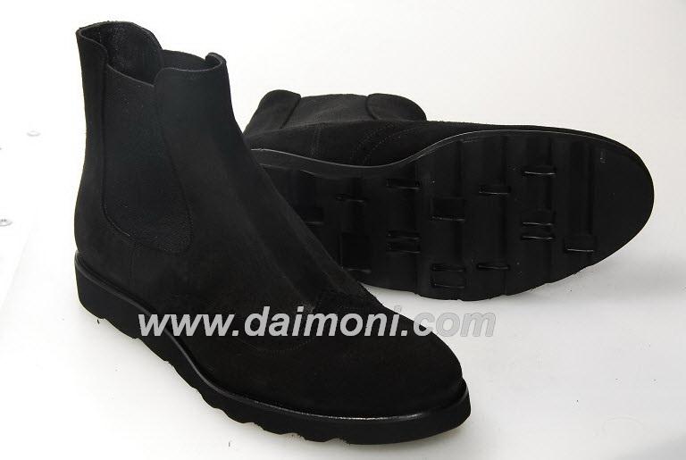 Ботинки мужские коллекция осень зима