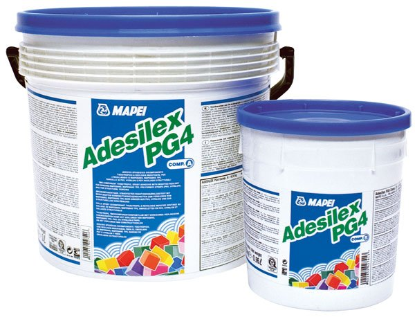 Buy Two-component thixotropic epoxy ADESILEX PG4 glue