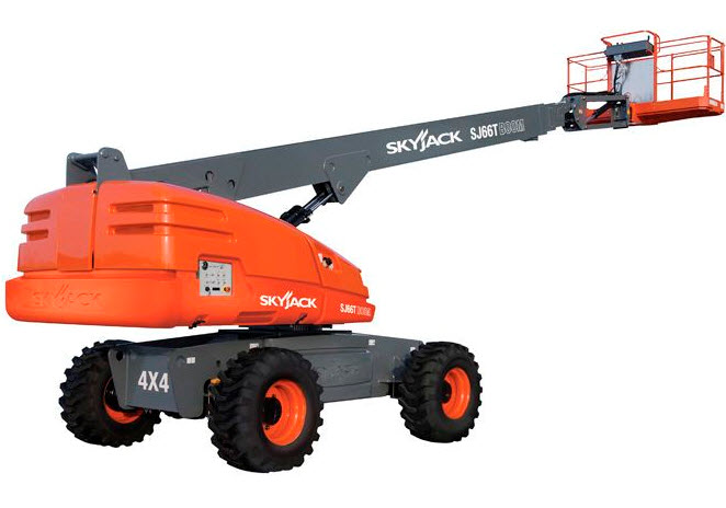 Buy Telescopic self-propelled elevators Skyjack, MMC
