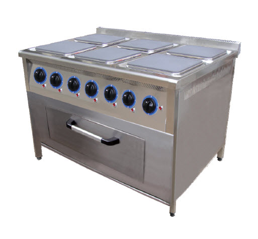 Купить Электрическая плита с духовкой