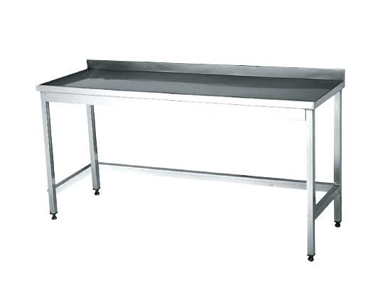 Рабочий стол без нижней полки