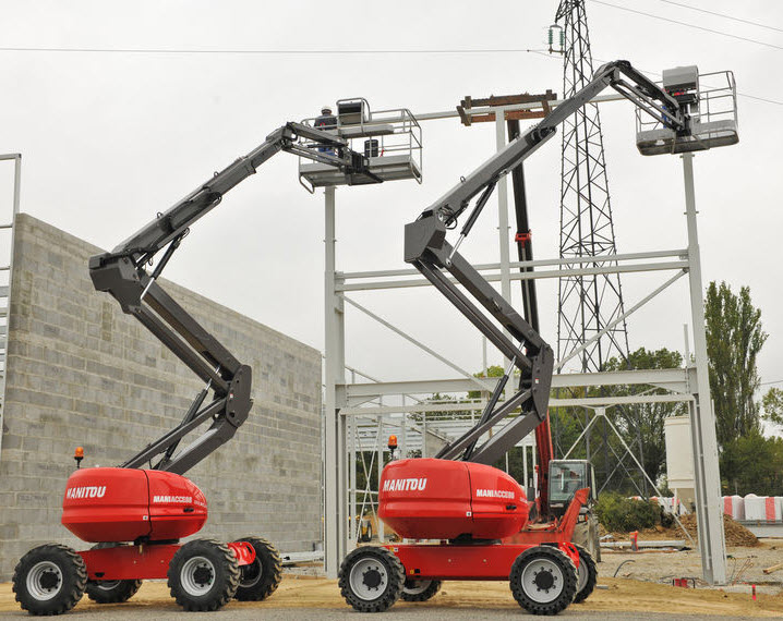 Buy MANITOU Elevators cranked 180ATJ