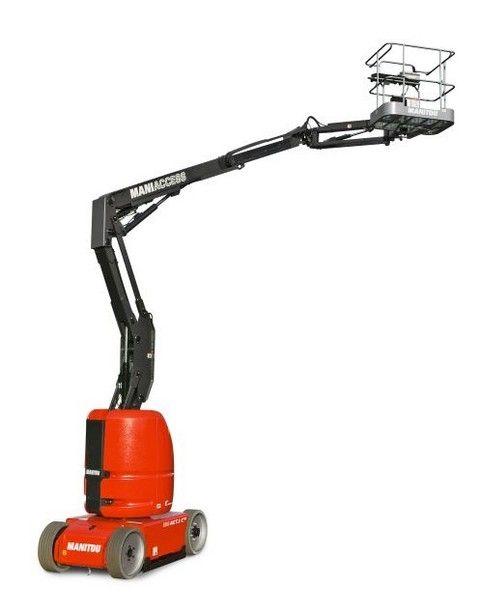 Купить MANITOU Подъемники электрические 120AETJ C / C 3D
