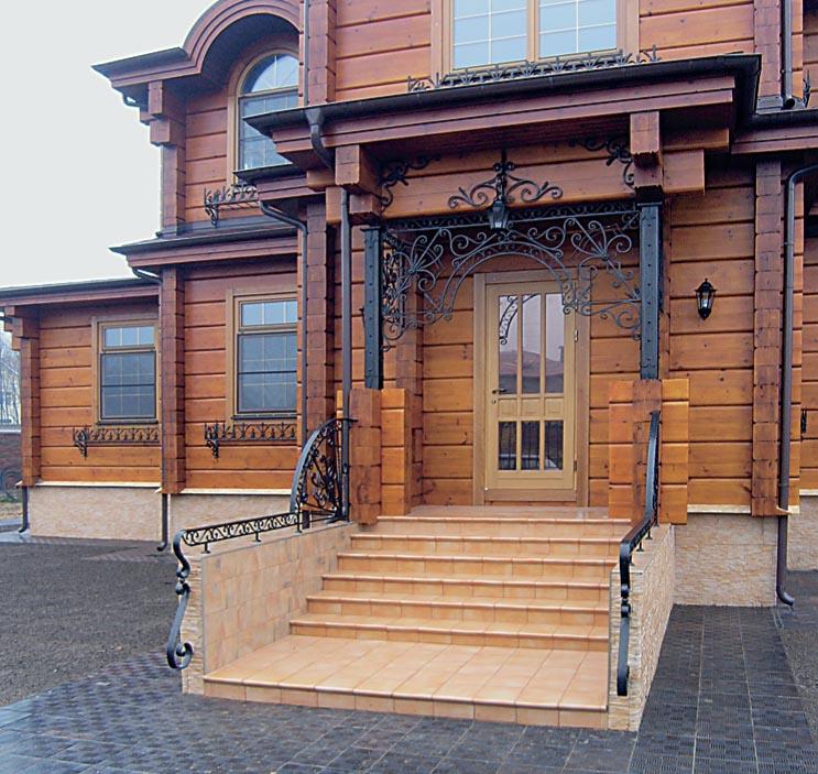 Деревянные дома дома из клееного