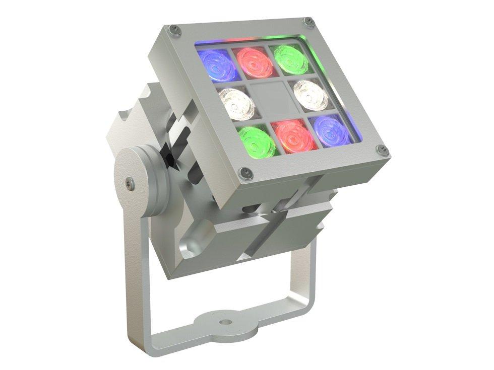 Система архитектурного освещения