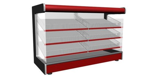 Купить Titan Group Витрины холодильные для фруктов Kontinental