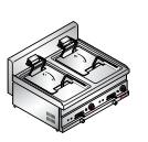 Buy Rovabo Desktop electric deep fryer