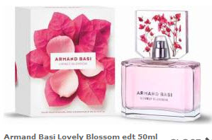 Buy Toilet water Armand Basi (Armande Bassi) lovely blossom (fine blossoming)