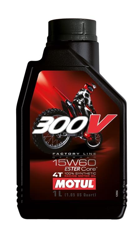 Купить Моторное масло 300V 4T FACTORY LINE OFF ROAD 15W-60