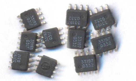 Интегральные микросхемы ИМС для автомобильной электроники.  Датчики.
