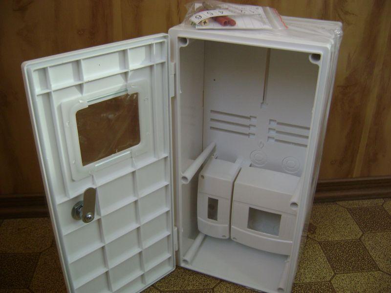 Купить Ящик под электросчетчик