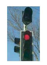 Одинарное автосингнальное устройство с герметичным мощным светодиодом 14231 SV H PL 200