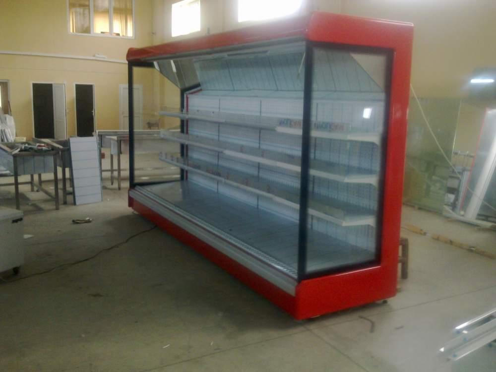 Купить Холодильные витрины для фруктов и овощей