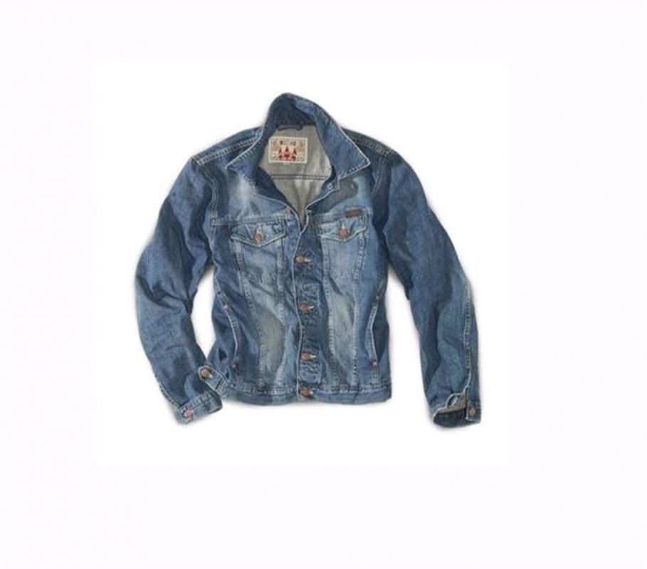 Куртка джинсовая мужская MJ013