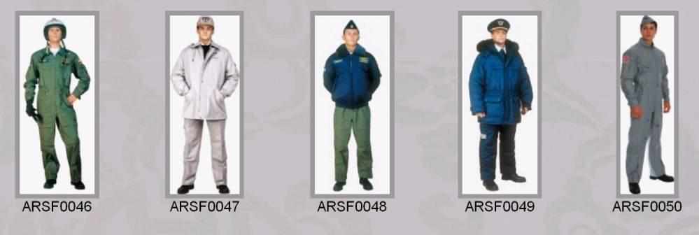 Одежда для железнодорожных работников ARSF0046, ARSF0047, ARSF0048, ARSF0049, ARSF0050