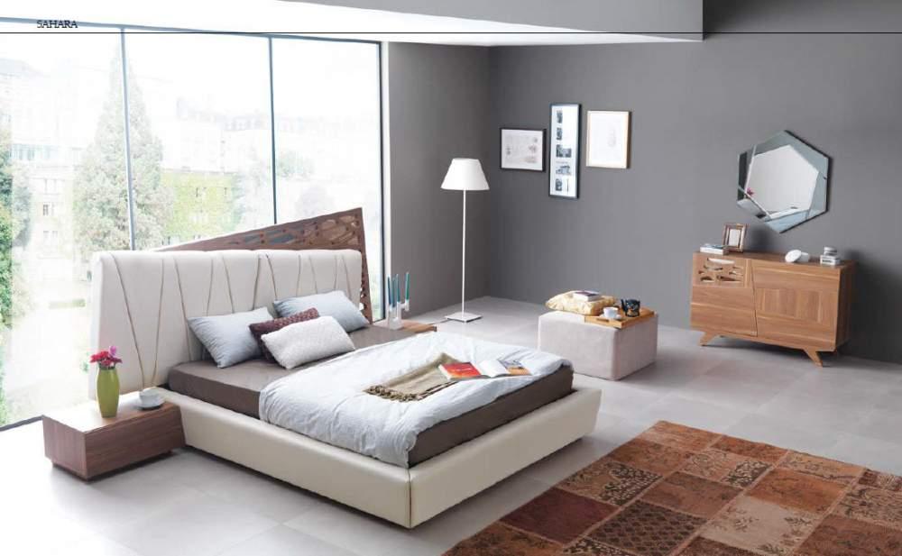 Кровать двуспальная SAHARA