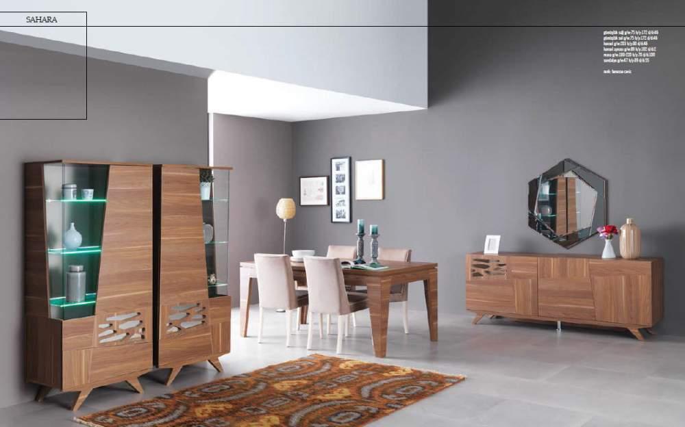 Мебель деревянная SAHARA