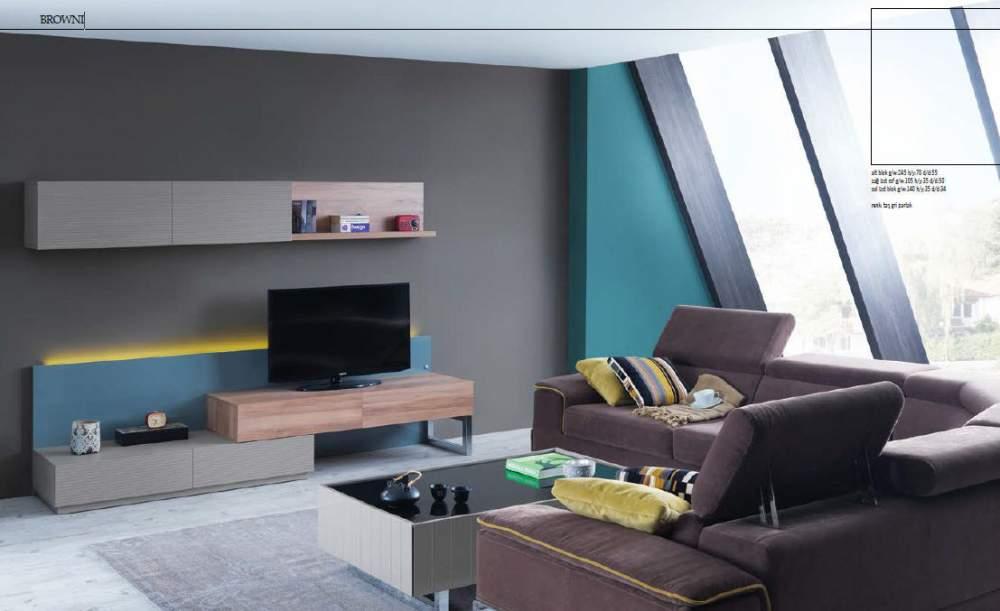 Мебель для общей комнаты BROWNI