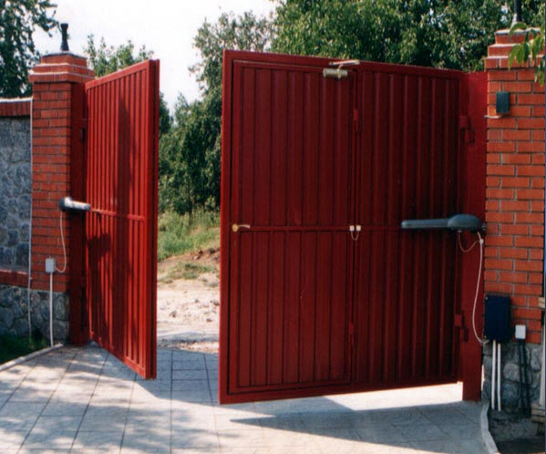 автоматические ворота херсон