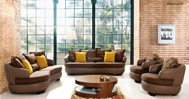 Yumşaq divanlar-Elegans