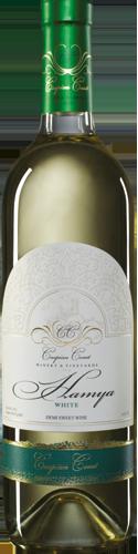 Белое полусладкое вино White