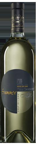 Белое сухое вино Summer
