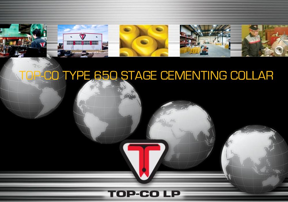 Купить Скважинное оборудование- Top-Co, Канада