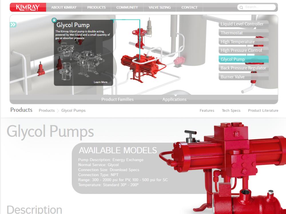 Купить Оборудование нефтяное - Kimray, Inc., США (дистрибьютор в Азербайджане )