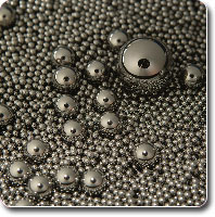 Titanium Carbide Ball & Seats Specialties Co.
