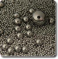 Купить Titanium Carbide Ball & Seats Specialties Co.