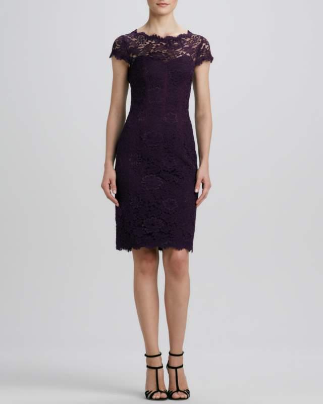 Купить Гипюровое Платье с Открытой Спиной