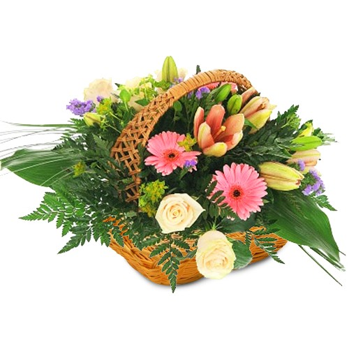 Business bouquets of Basket Of Dreams
